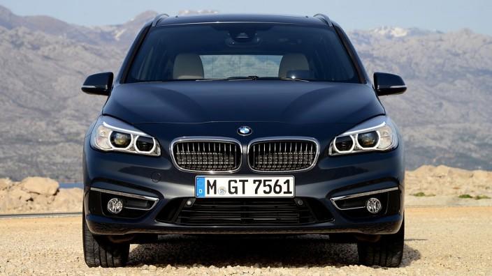 Der Volks-Bayer: BMW Gran Tourer