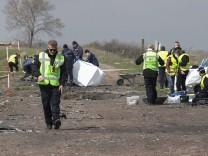 Ermittlungen zum Abschuss von MH17