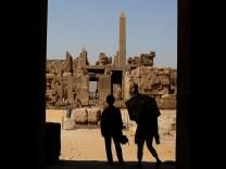 Karnak-Tempel, Ägypten, Luxor