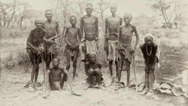 Völkermord Deutsche Kolonialgeschichte