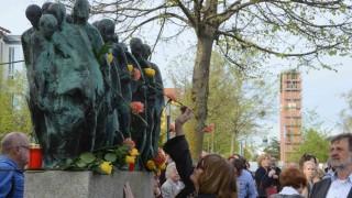 Süddeutsche Zeitung Dachau Gedenken an den Todesmarsch 1945