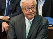 Deutsche Bank Co-CEO Fitschen Court Trial Begins In Munich