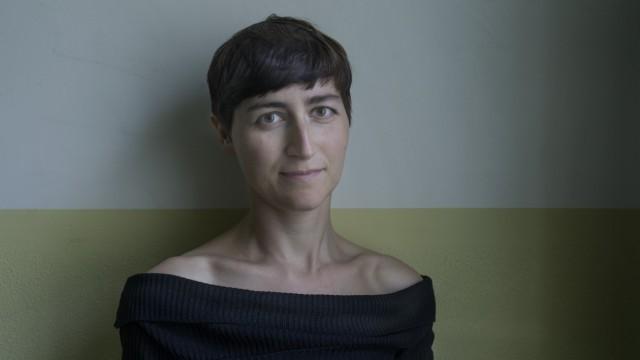 Ulrike Almut Sandig (Presseportrait Schöffling Verlag)