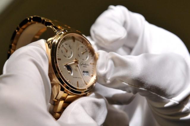 Uhren- und Schmuckmesse  Baselworld in Basel