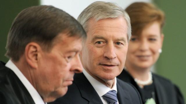 Strafprozess gegen Top-Manager der Deutschen Bank