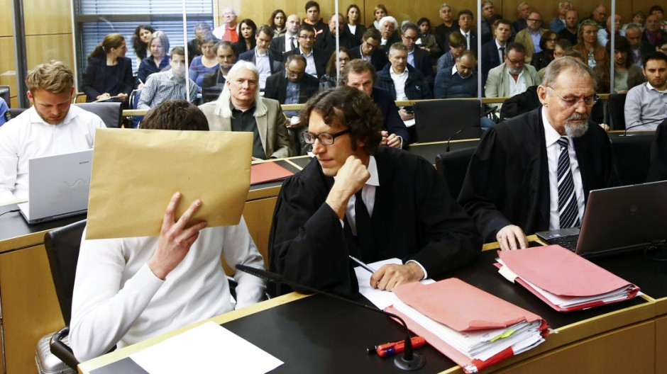 Prozessbeginn im Fall Tugce gegen Sanel M.
