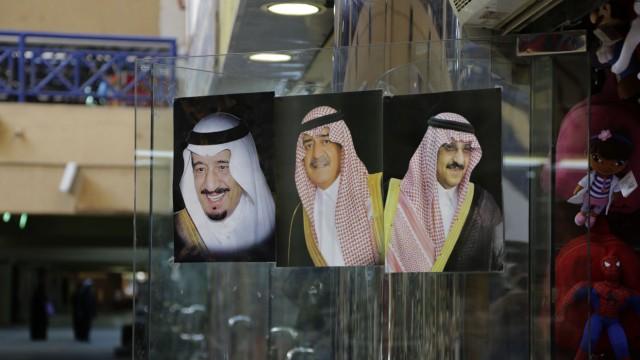 Saudi-Arabisches Königshaus Saudi-Arabien