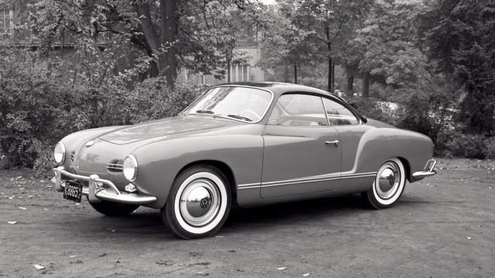 Karmann Ghia Coupe von 1959
