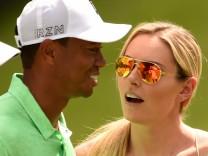 Golf: Tiger Woods, Lindsey Vonn split