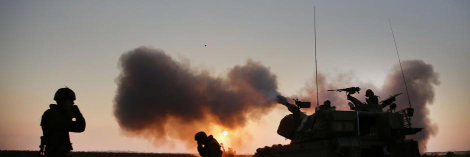 Nahostkonflikt Soldatenberichte über Gaza-Krieg
