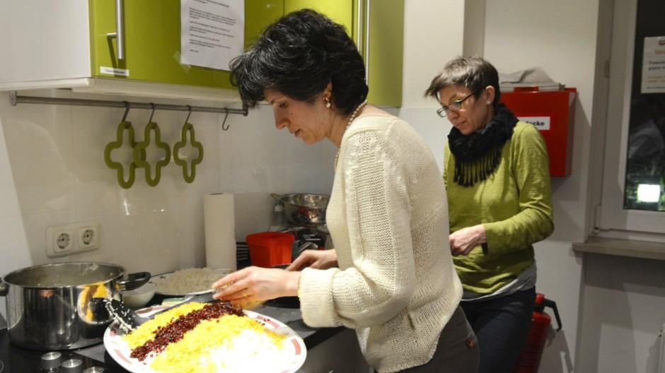 Persisch Kochen