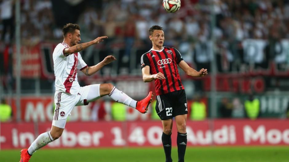 FC Ingolstadt v 1. FC Nuernberg  - 2. Bundesliga