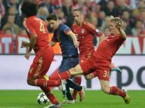 Champions League Bayern gegen Barcelona