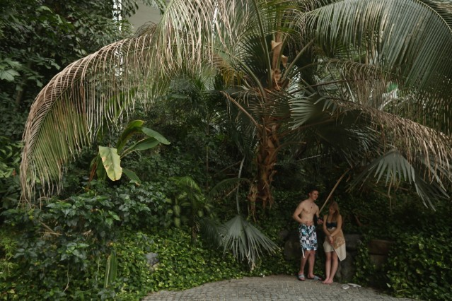 Tropical Islands Lures Winter Tourists