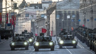Rüstungsexporte Weltkriegsgedenken in Russland