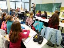 Unterricht im Gymnasium