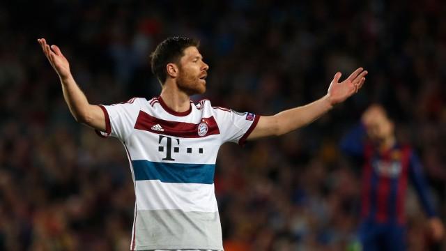 Champions League Bayern-Niederlage in Barcelona