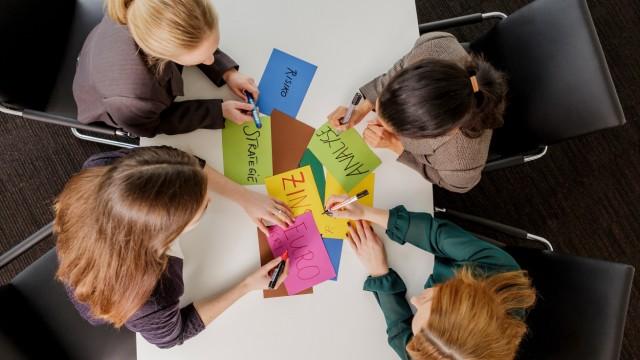 Richtig Brainstormen - Sechs Regeln für mehr Kreativität im Team