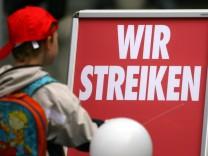 Kita-Streik in Schleswig-Holstein