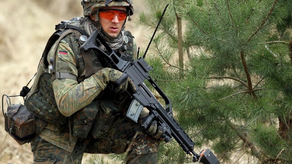 Bundeswehr G36-Affäre