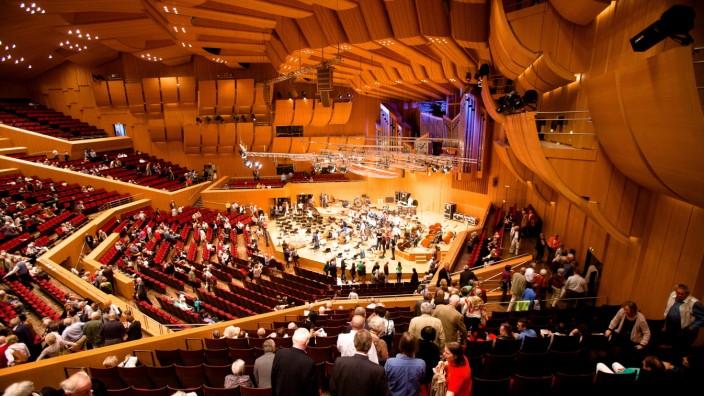 Philharmonie im Gasteig, Symphonieorchester des Bayerischen Rundfunks, Generalprobe exklusiv für Abonnenten der Süddeutschen Zeitung