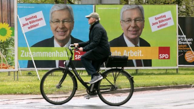 Bürgerschaftswahl Bremen