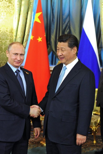 Chinese President Xi Jinping visits Moscow