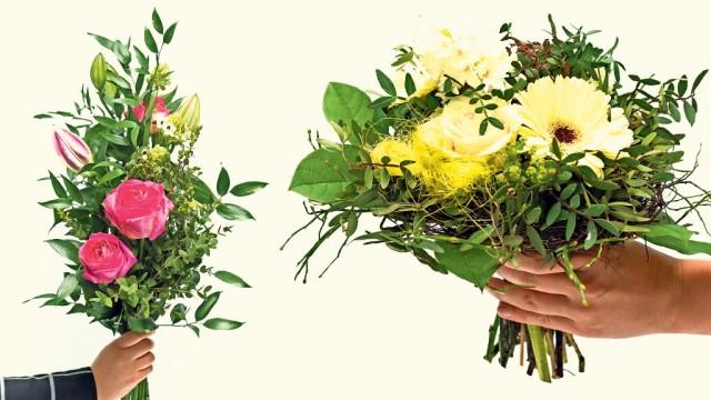 Geschenke Zum Muttertag: Blumenlieferanten im Test