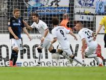 FSV Frankfurt v 1860 Muenchen  - 2. Bundesliga