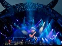 AC/DC Nürnberg Deutschland-Tour