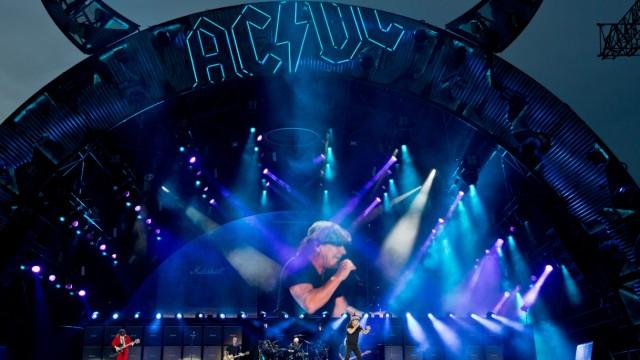 AC/DC starten ihre Deutschland-Tournee