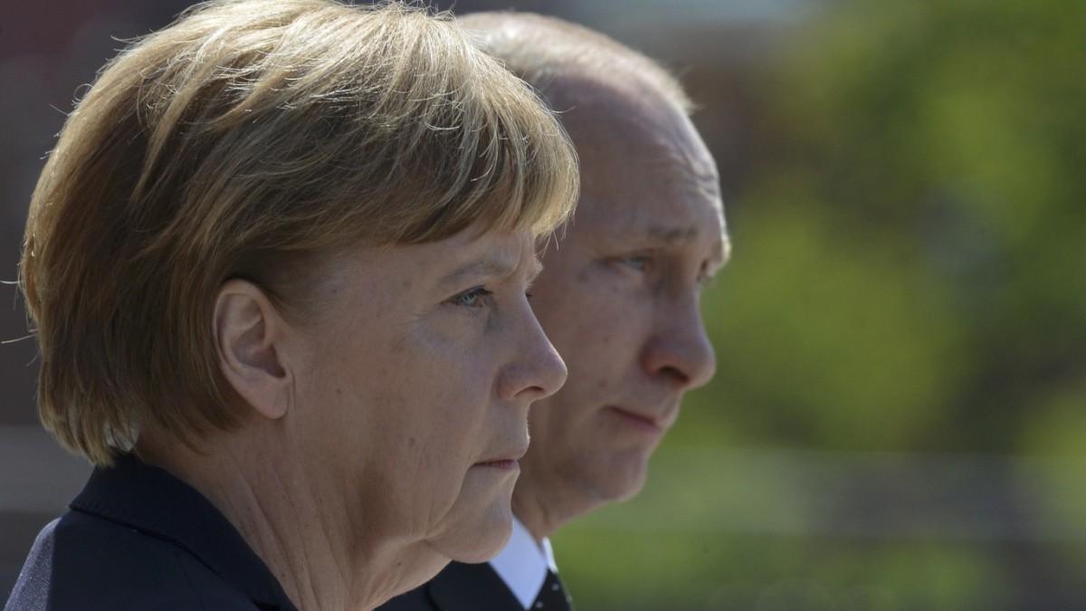 """Putin sieht Deutschland als """"Partner und Freund"""""""