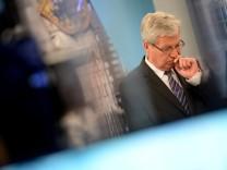 Jens Böhrnsen tritt in Bremen nicht wieder als Regierungschef an