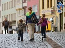 Streiks in Kindergärten