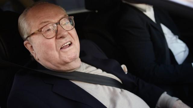 Marine Le Pen Nach Front-National-Ausschluss
