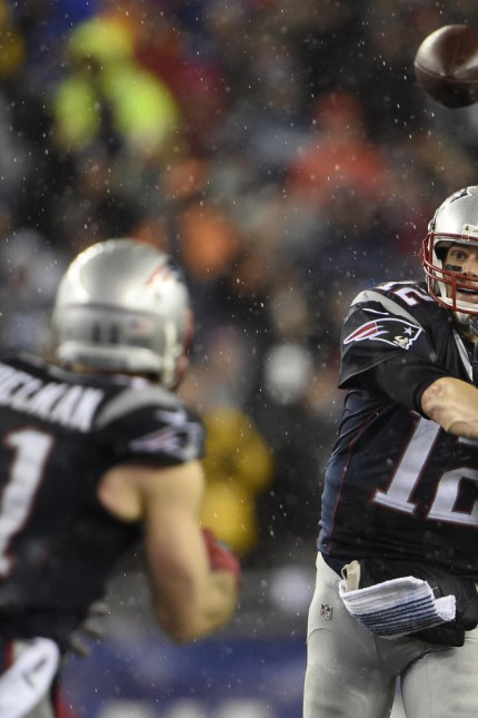 Brady suspended for 4 games for his role in 'Deflategate'