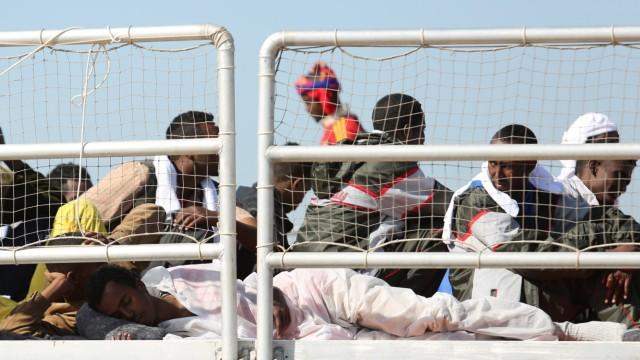 Flüchtlinge Vorschläge aus Brüssel