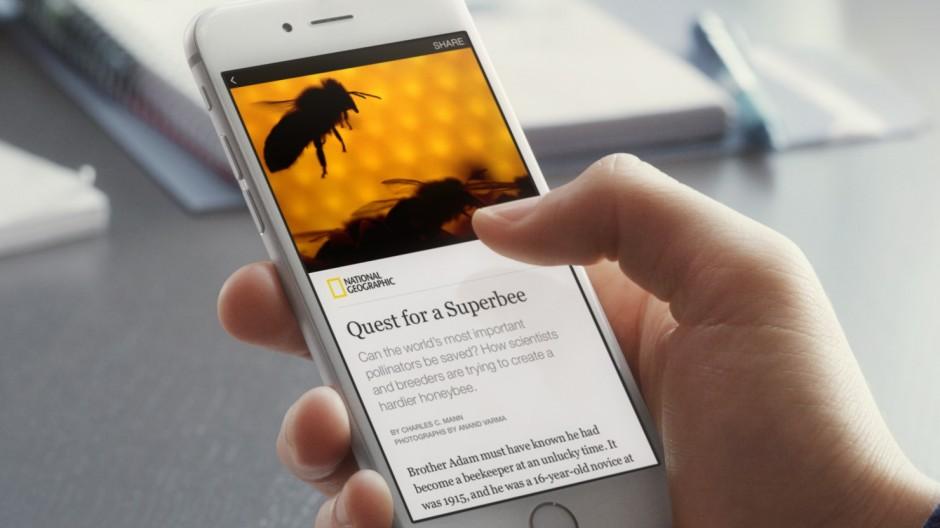 Facebook Instant Articles