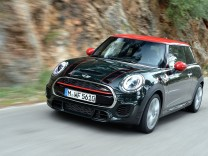 Mini John Cooper Works im Test