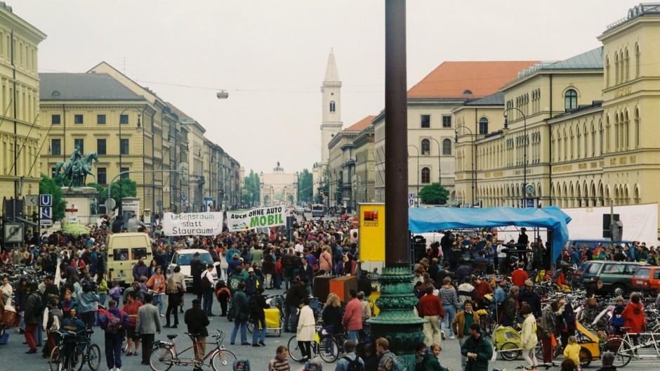 Süddeutsche Zeitung München An diesem Wochenende wird gefeiert