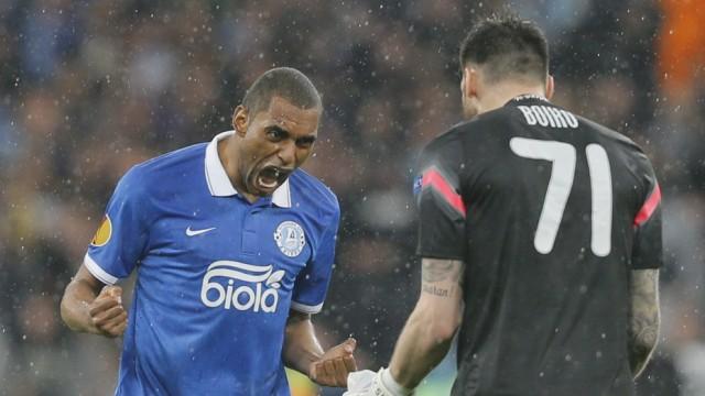 Dynamo vs Napoli