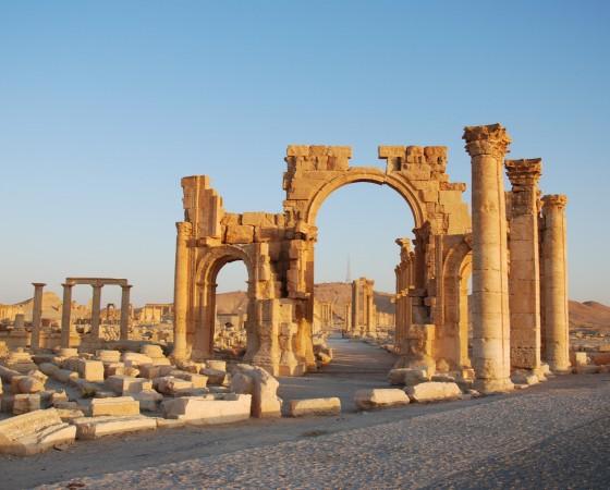 Oasenstadt Palmyra