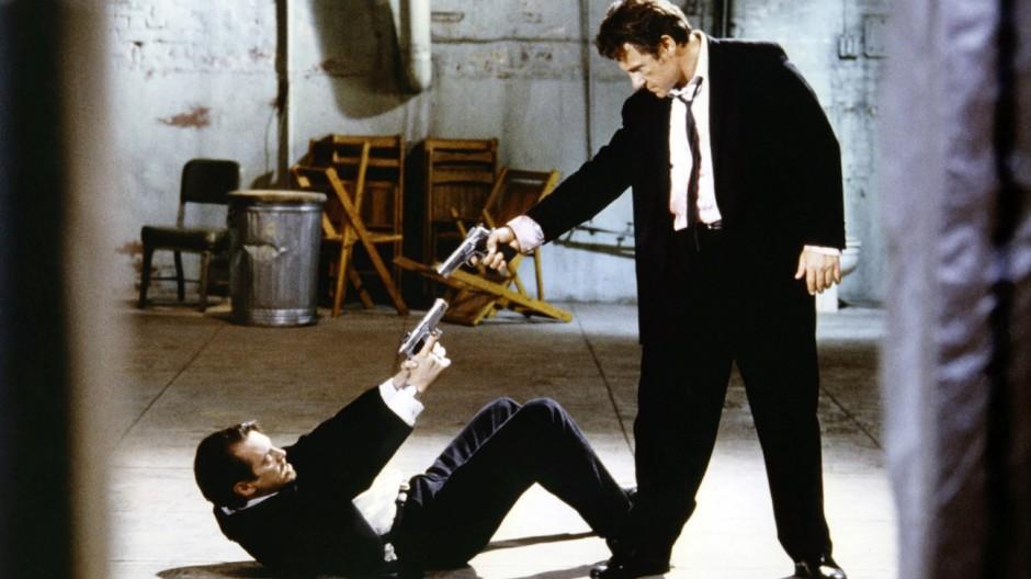 Filmszene aus Reservoir Dogs