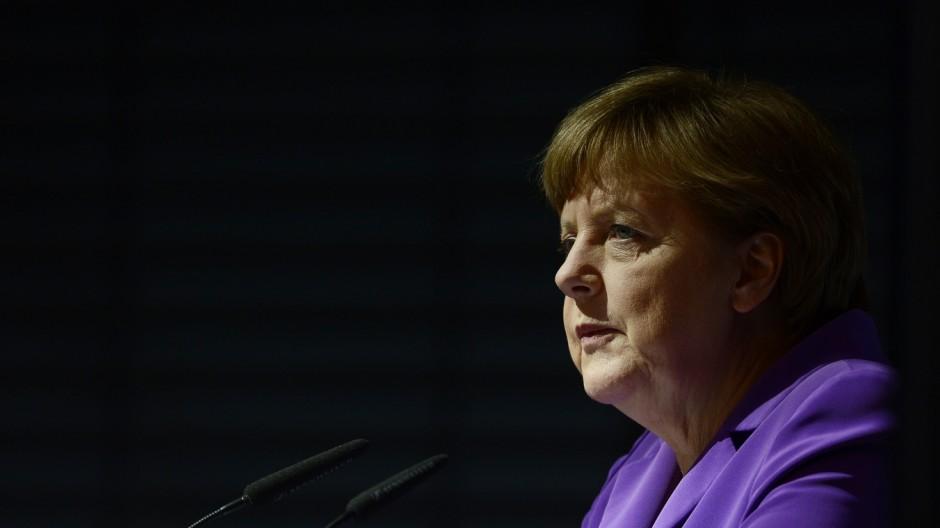 Angela Merkel Spionageskandal