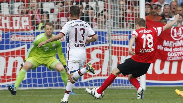 Bundesliga Sieg gegen FC Bayern