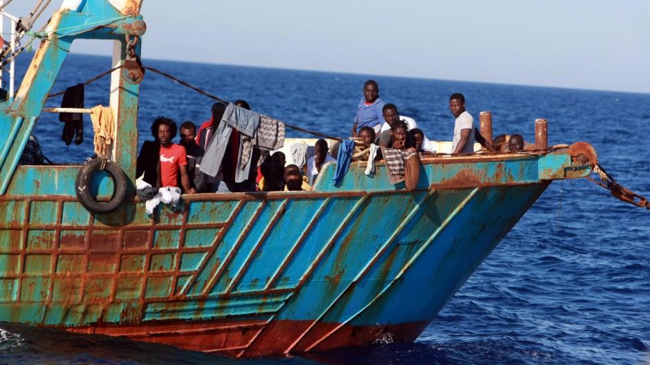 Rätsel der Woche Flüchtlingspolitik