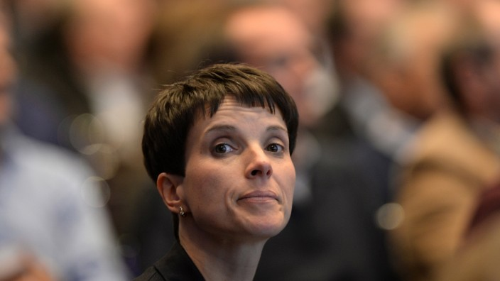 AfD Holds Federal Convention