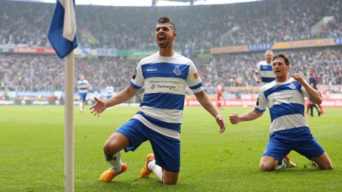 Fußball,3.Bundesliga,