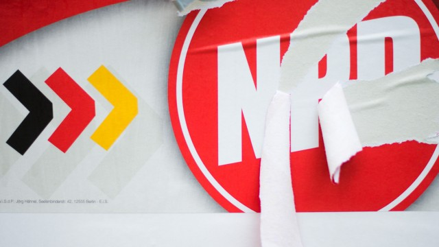 NPD - Nationaldemokratische Partei Deutschlands