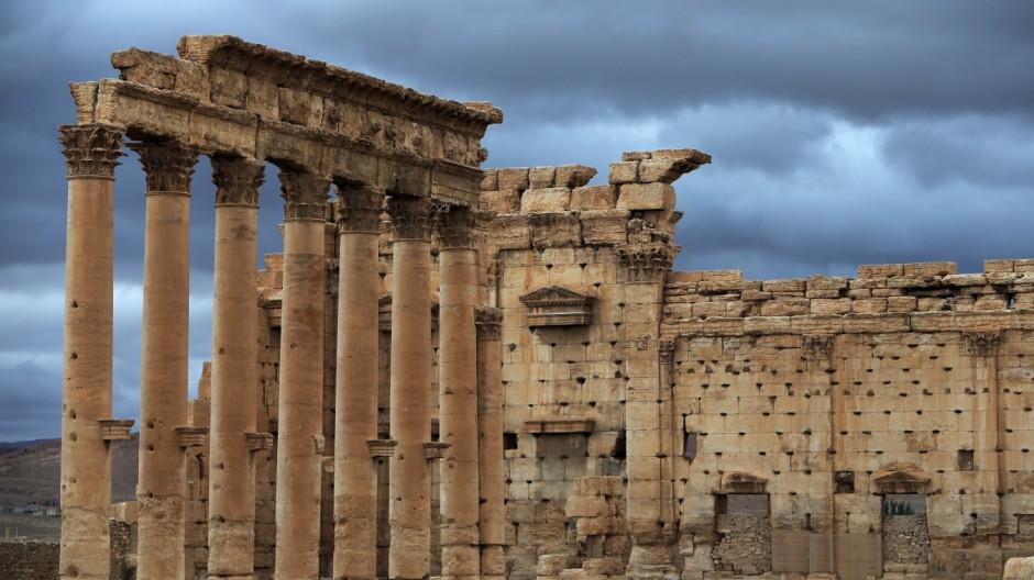 Archäologie Tod des Chefarchäologen von Palmyra